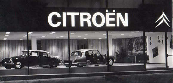 Montreal-Citroen-Showroom